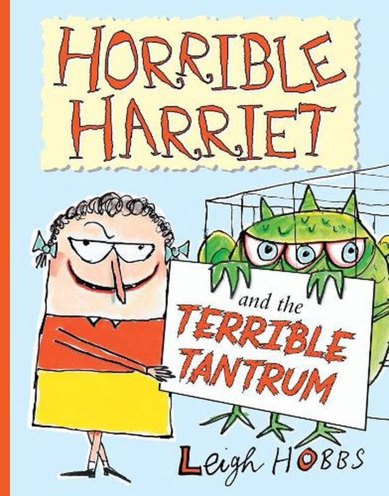 Horrible Harriet - a Tacos book review