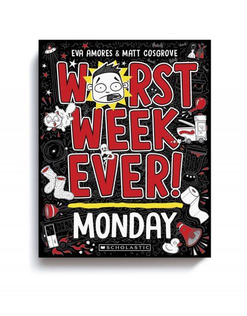 Worst Week Ever! Monday Interview with Eva and Matt