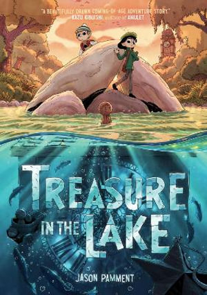 Treasure in the Lake - a Taco's book review