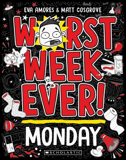 Worst Week Ever - a Taco's book review